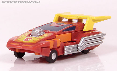 Smallest Transformers Hot Rod (Hot Rodimus) (Image #23 of 68)