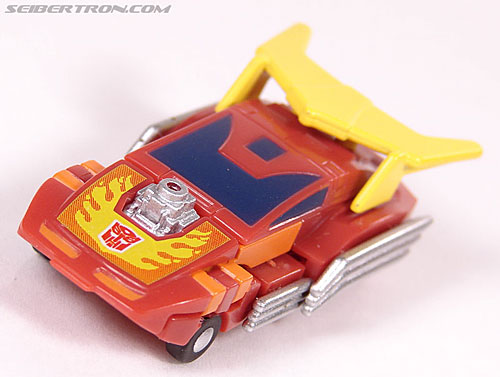 Smallest Transformers Hot Rod (Hot Rodimus) (Image #25 of 68)