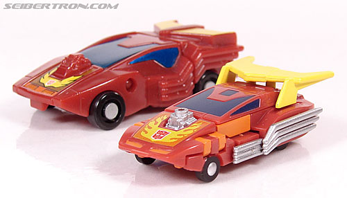 Smallest Transformers Hot Rod (Hot Rodimus) (Image #26 of 68)