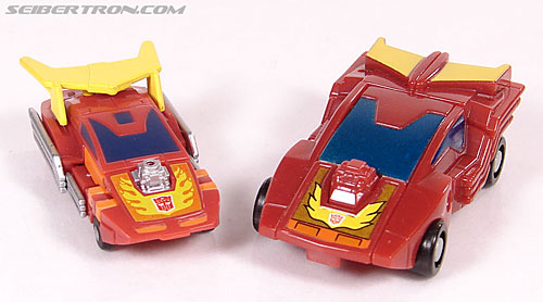 Smallest Transformers Hot Rod (Hot Rodimus) (Image #28 of 68)