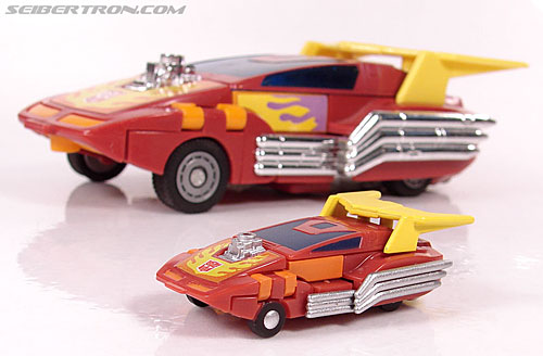 Smallest Transformers Hot Rod (Hot Rodimus) (Image #32 of 68)