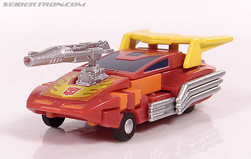 Smallest Transformers Hot Rod (Hot Rodimus) (Image #33 of 68)