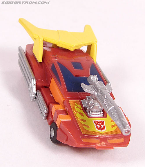 Smallest Transformers Hot Rod (Hot Rodimus) (Image #34 of 68)