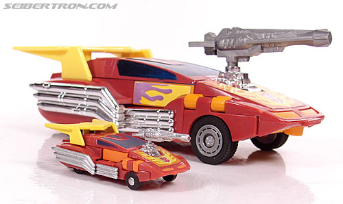 Smallest Transformers Hot Rod (Hot Rodimus) (Image #36 of 68)