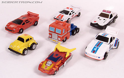 Smallest Transformers Hot Rod (Hot Rodimus) (Image #40 of 68)