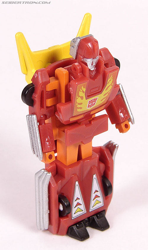 Smallest Transformers Hot Rod (Hot Rodimus) (Image #46 of 68)