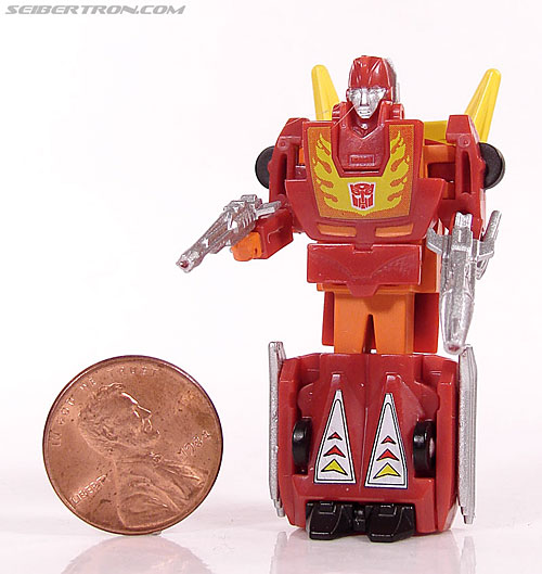 Smallest Transformers Hot Rod (Hot Rodimus) (Image #68 of 68)