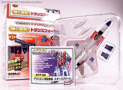 Smallest Transformers Starscream (Image #1 of 60)