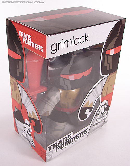 Transformers Mighty Muggs Grimlock (Image #3 of 41)