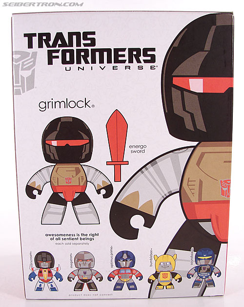 Transformers Mighty Muggs Grimlock (Image #6 of 41)