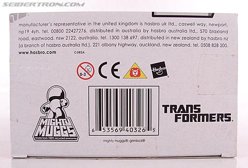 Transformers Mighty Muggs Grimlock (Image #12 of 41)