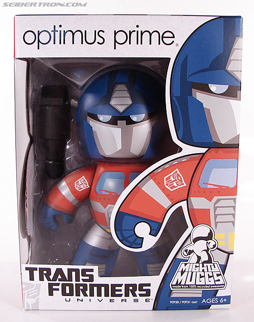 Transformers Mighty Muggs Optimus Prime (Convoy) (Image #1 of 44)
