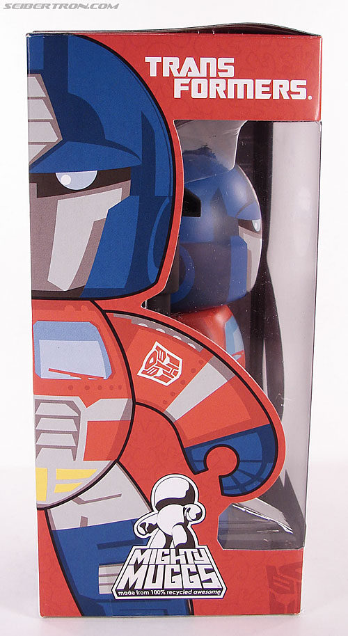 Transformers Mighty Muggs Optimus Prime (Convoy) (Image #5 of 44)