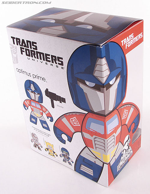 Transformers Mighty Muggs Optimus Prime (Convoy) (Image #6 of 44)