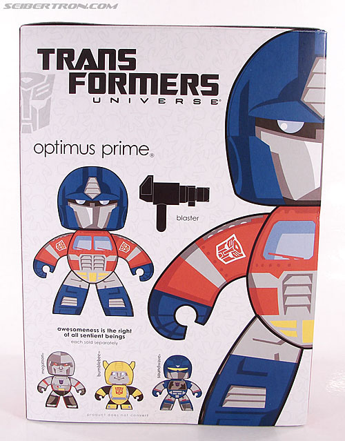 Transformers Mighty Muggs Optimus Prime (Convoy) (Image #7 of 44)