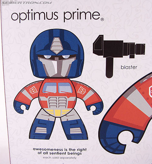 Transformers Mighty Muggs Optimus Prime (Convoy) (Image #8 of 44)