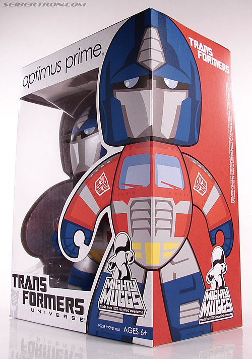 Transformers Mighty Muggs Optimus Prime (Convoy) (Image #12 of 44)