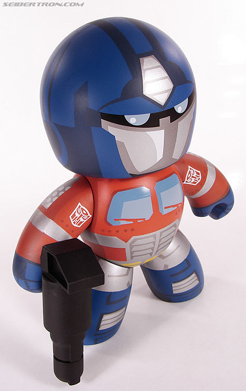 Transformers Mighty Muggs Optimus Prime (Convoy) (Image #19 of 44)