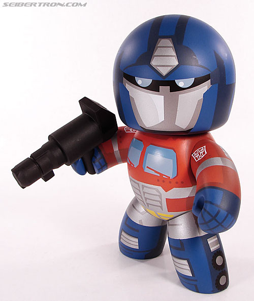 Transformers Mighty Muggs Optimus Prime (Convoy) (Image #29 of 44)