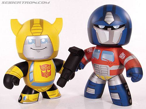 Transformers Mighty Muggs Optimus Prime (Convoy) (Image #38 of 44)