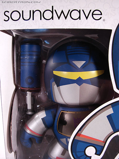 Transformers Mighty Muggs Soundwave (Image #2 of 47)