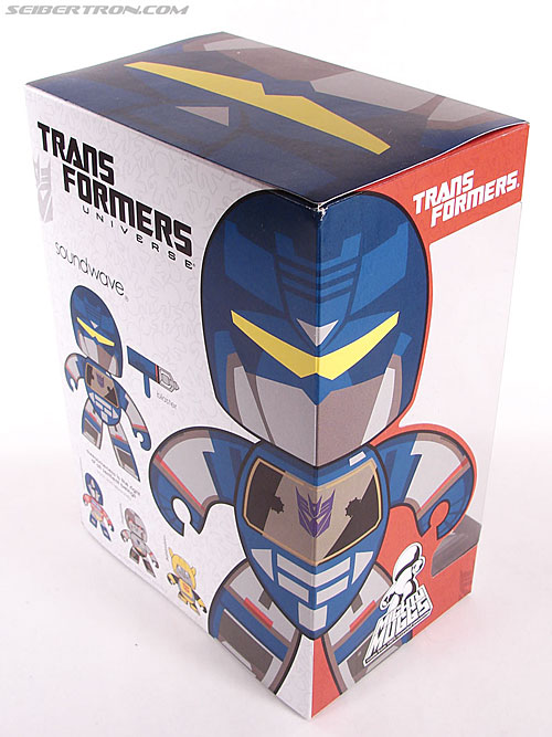Transformers Mighty Muggs Soundwave (Image #5 of 47)
