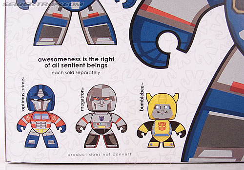 Transformers Mighty Muggs Soundwave (Image #8 of 47)