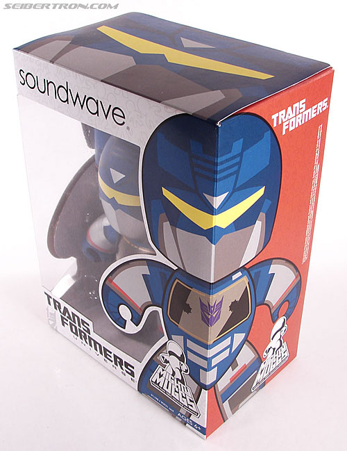 Transformers Mighty Muggs Soundwave (Image #12 of 47)