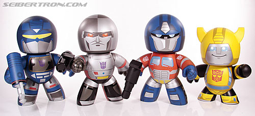 Transformers Mighty Muggs Soundwave (Image #46 of 47)