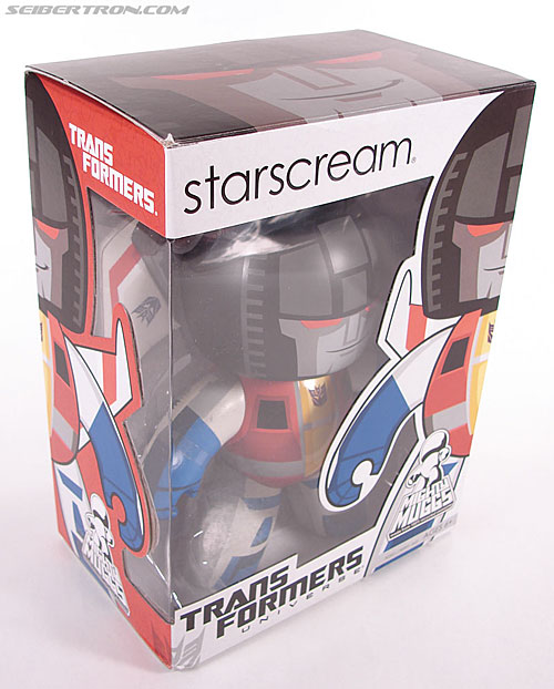 Transformers Mighty Muggs Starscream (Image #3 of 44)