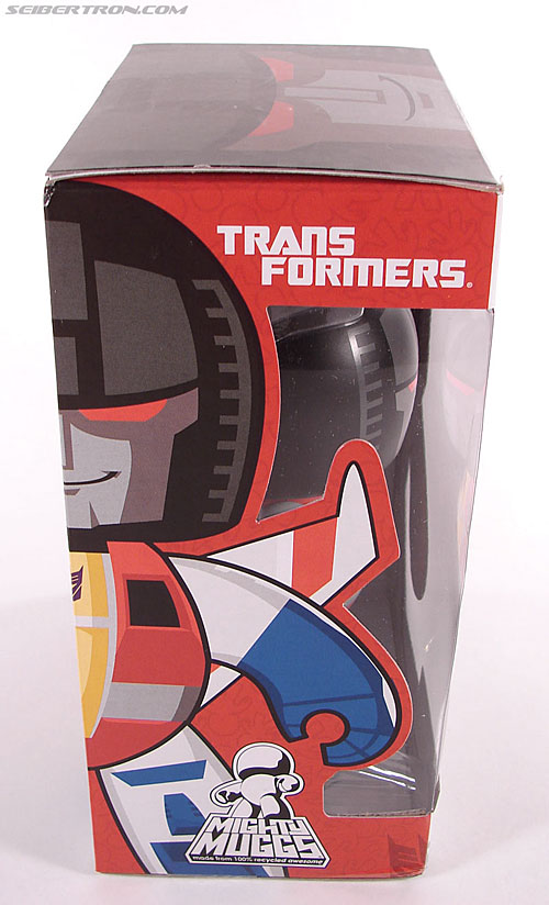 Transformers Mighty Muggs Starscream (Image #4 of 44)