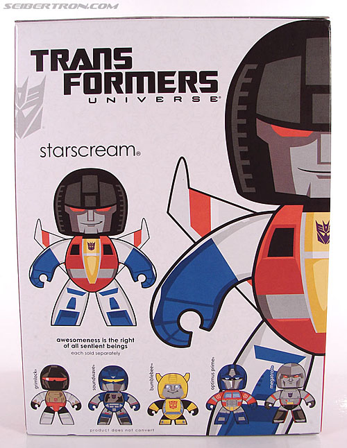 Transformers Mighty Muggs Starscream (Image #6 of 44)