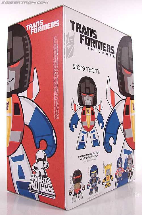 Transformers Mighty Muggs Starscream (Image #8 of 44)
