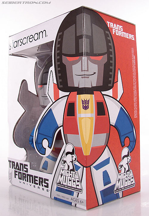 Transformers Mighty Muggs Starscream (Image #10 of 44)