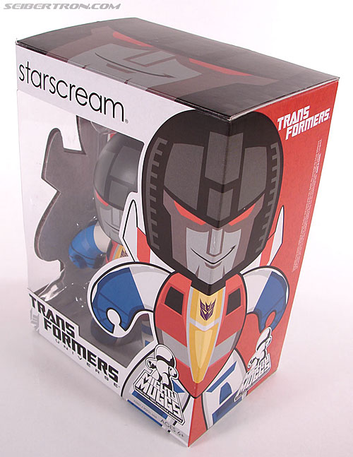 Transformers Mighty Muggs Starscream (Image #11 of 44)