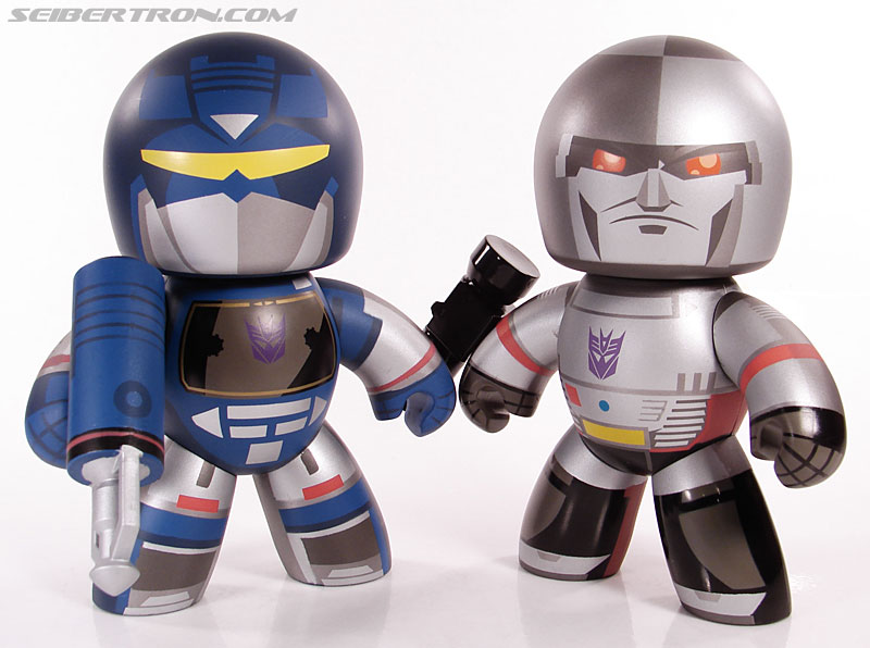 Transformers Mighty Muggs Soundwave (Image #41 of 47)