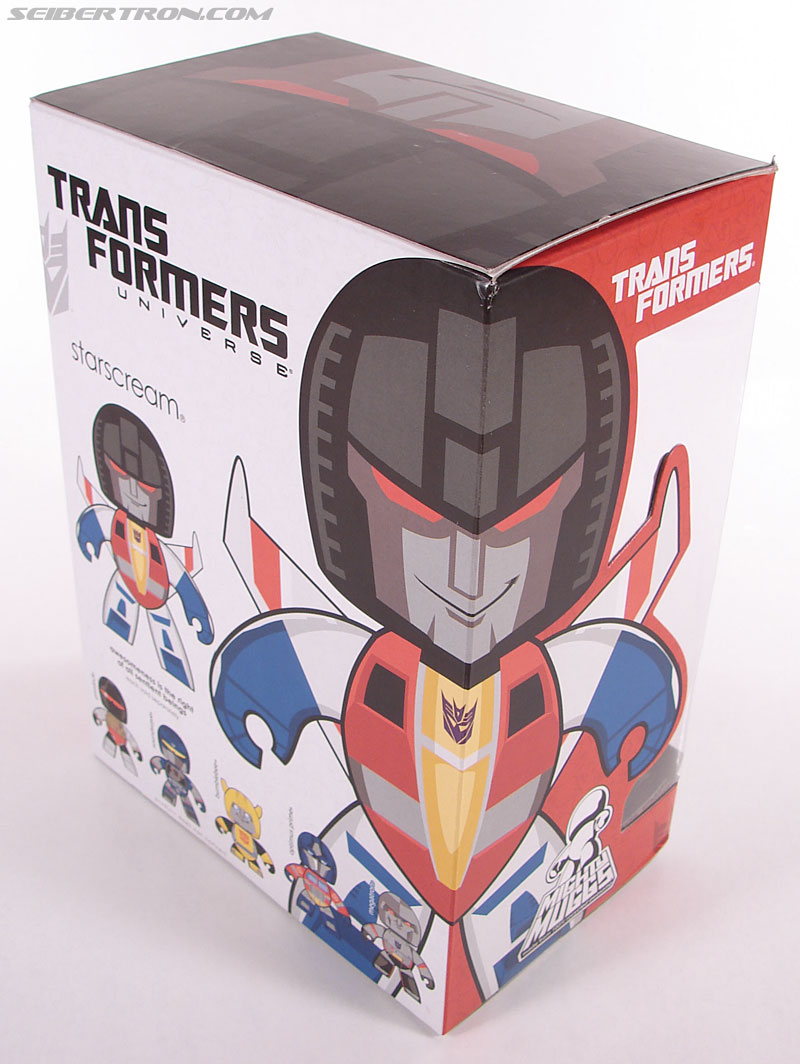 Transformers Mighty Muggs Starscream (Image #5 of 44)