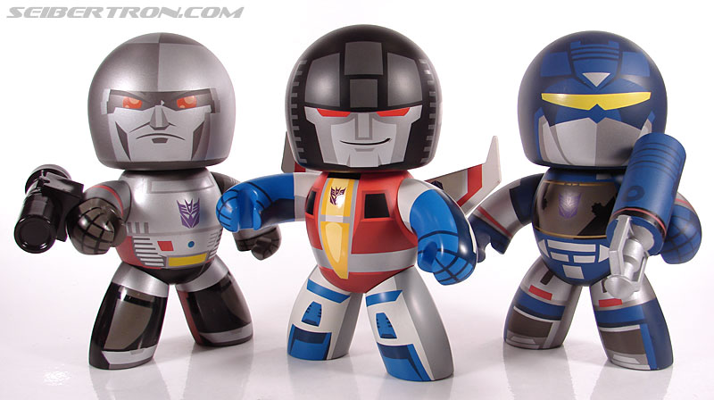 Transformers Mighty Muggs Starscream (Image #43 of 44)