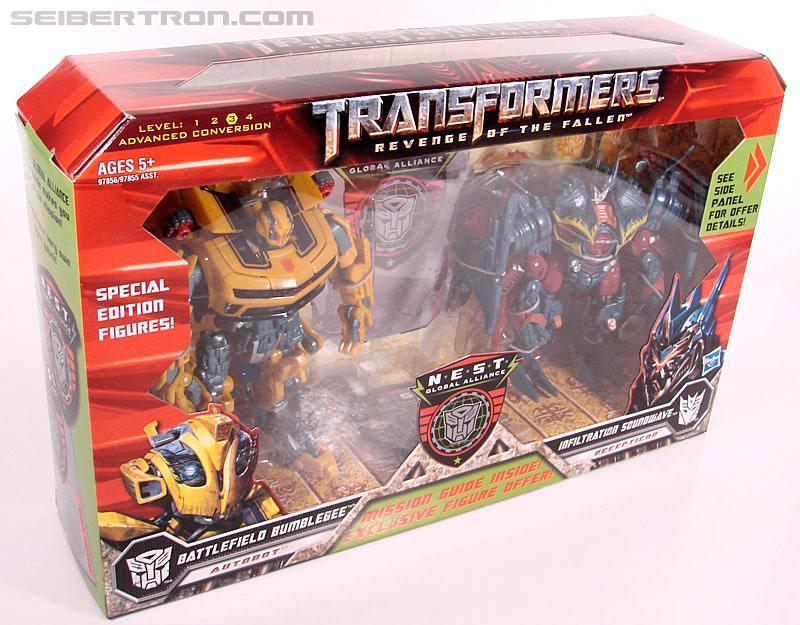 Transformers Revenge of the Fallen Battlefield Bumblebee (Image #11 of 205)
