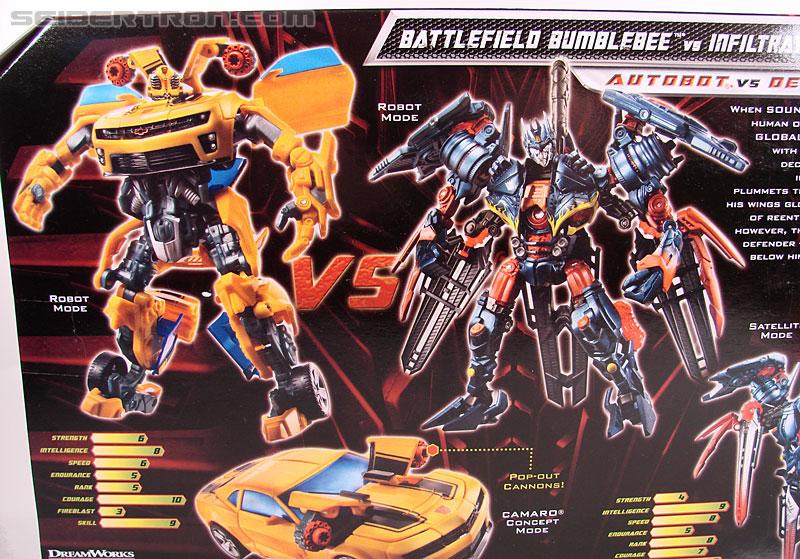 Transformers Revenge of the Fallen Battlefield Bumblebee (Image #16 of 205)