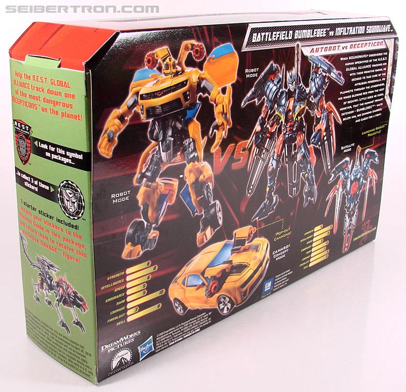 Transformers Revenge of the Fallen Battlefield Bumblebee (Image #20 of 205)