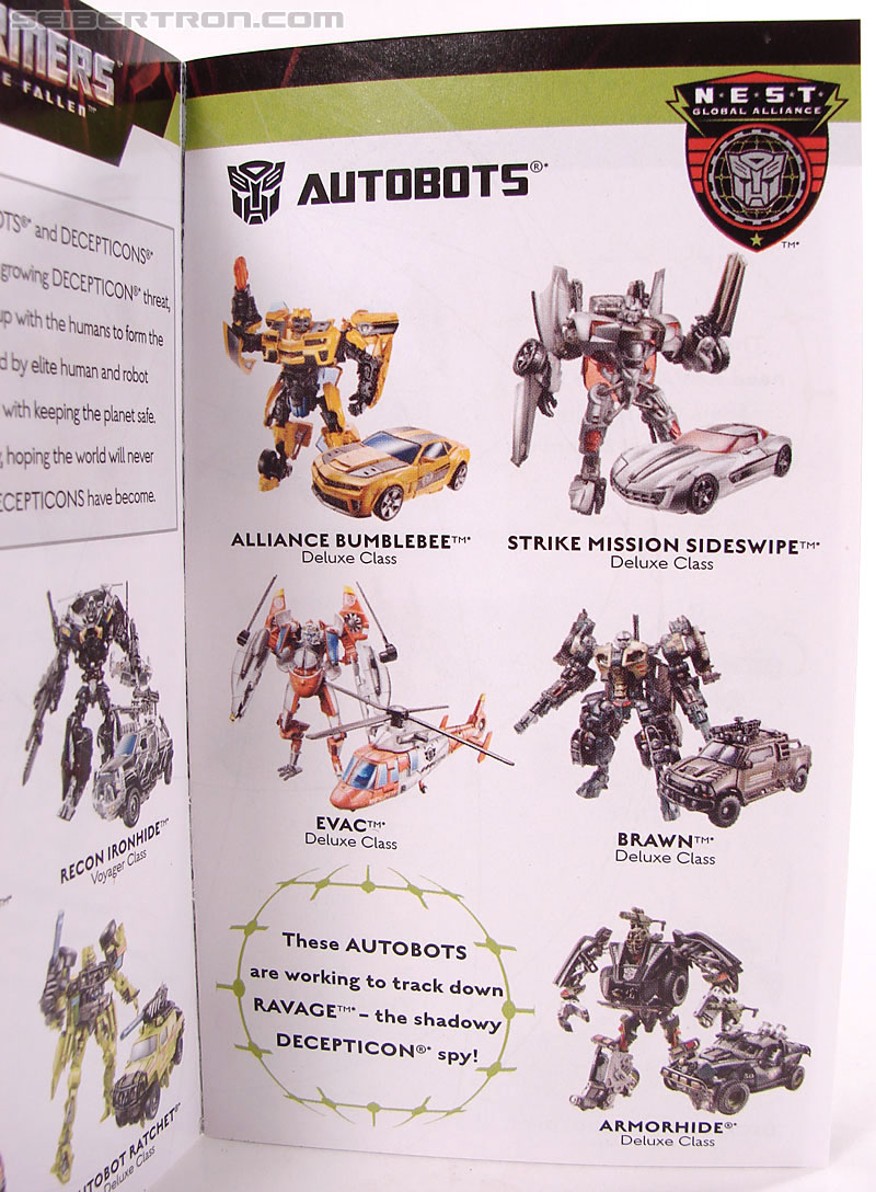 Transformers Revenge of the Fallen Battlefield Bumblebee (Image #47 of 205)