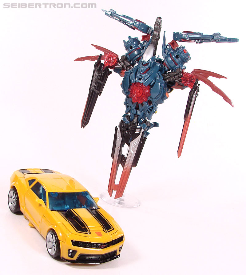 Transformers Revenge of the Fallen Battlefield Bumblebee (Image #72 of 205)