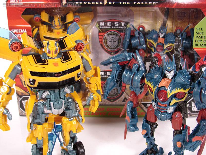 Transformers Revenge of the Fallen Battlefield Bumblebee (Image #197 of 205)