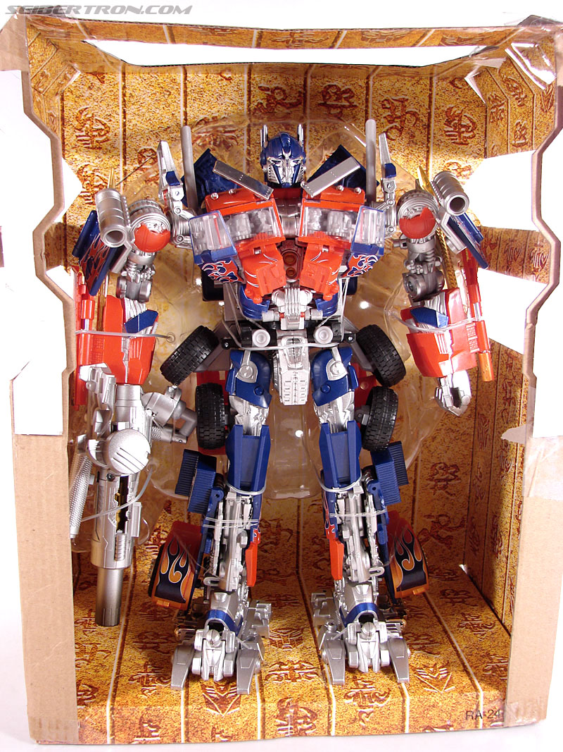 Transformers Revenge of the Fallen Buster Optimus Prime (Image #23 of 218)