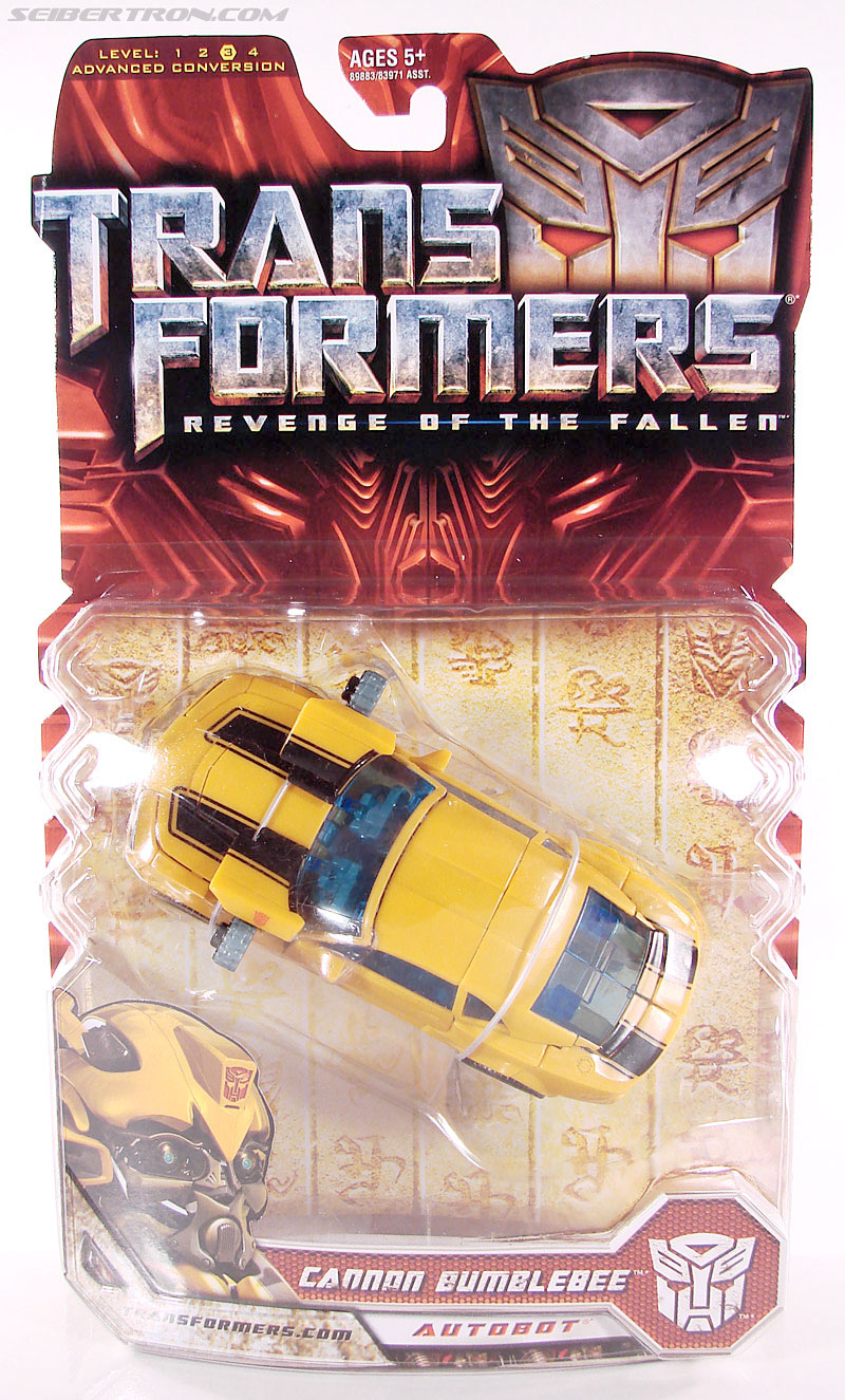 Transformers Revenge of the Fallen Cannon Bumblebee (Image #1 of 104)