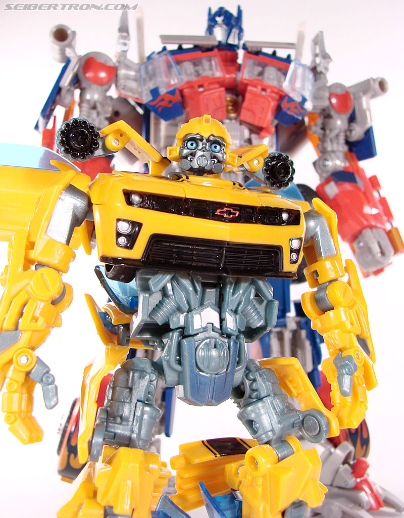 Transformers Revenge of the Fallen Cannon Bumblebee (Image #103 of 104)