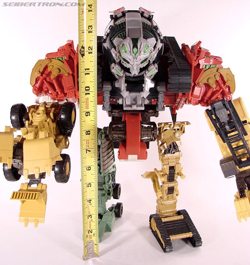 transformers devastator toy instructions
