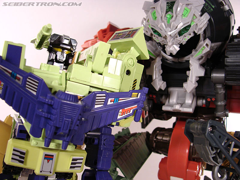 Transformers Revenge of the Fallen Devastator (Image #162 of 163)