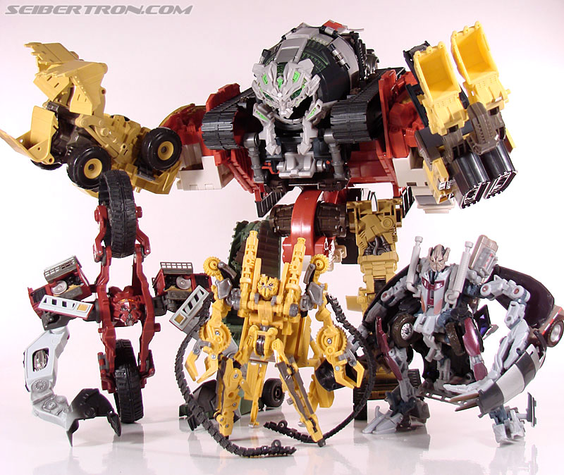 Transformers Revenge Of The Fallen Rampage Toy Gallery Image 33